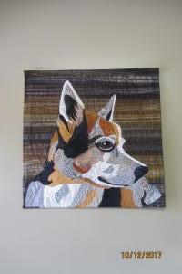 Pet Art Quilts